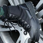 登山鞋 特種兵軍靴男作戰靴戶外登山靴陸戰靴沙漠戰術靴耐磨超輕軍鞋