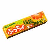 日本 UHA 味覺糖 噗啾櫻島蜜柑味嚼糖 ◆86小舖 ◆