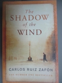 【書寶二手書T6/原文小說_NOE】Shadow of the Wind_Zafon, Carlos Ruiz