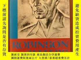 二手書博民逛書店Robinson罕見Jeffers: Selected Poem