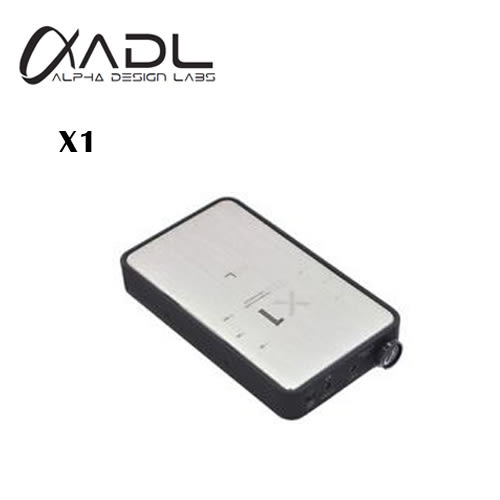 【竹北勝豐群音響】FURUTECH ADL X1 USB DAC/耳機擴大機-銀
