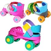 溜冰鞋兒童雙排輪旱冰鞋寶寶初學者四輪滑冰鞋輪滑鞋2-3-4-5-6歲 阿卡娜