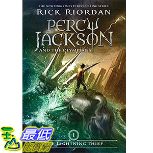 [ 美國直購 2016 暢銷書] The Lightning Thief (Percy Jackson and the Olympians, Book 1) Paperback