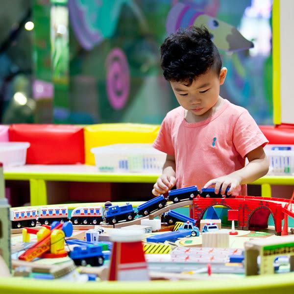 【騎士堡-玩中學】3小時「特企」樂遊兒童券$599