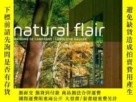 二手書博民逛書店Eco罕見Architecture: Natural Flair
