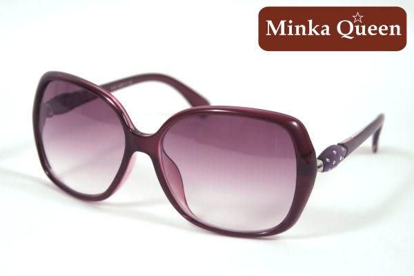 Minka Queen 浪漫深紫框(抗UV400)時尚百搭太陽眼鏡