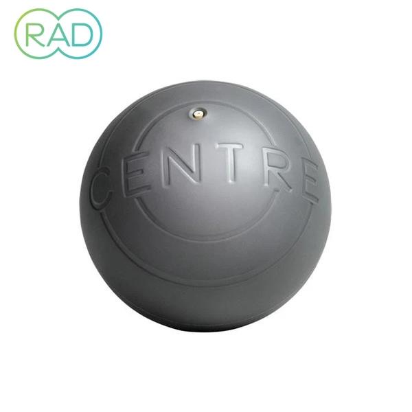 RAD Centre 核心充氣按摩球 17cm 瑜珈球 腹部按摩球 防爆 運動舒緩 筋膜放鬆 附打氣筒