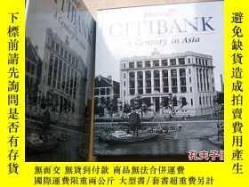 二手書博民逛書店Citibank:罕見A Century in Asia花旗銀行