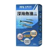 【台酒TTL】深海魚油軟膠囊