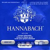 【古典吉他弦 】【HANNABACH 800HT】  【 高張力鍍銀古典吉他弦】