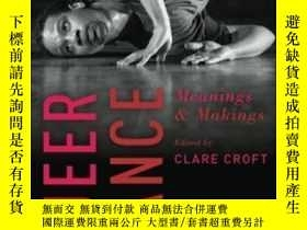 二手書博民逛書店Queer罕見DanceY255174 Clare Croft