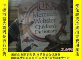 二手書博民逛書店Merriam罕見Webster Children s Dict