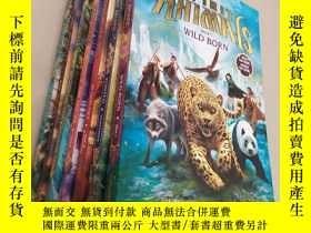 二手書博民逛書店Spirit罕見Animals(通靈獸1-7冊)英文原版Y340