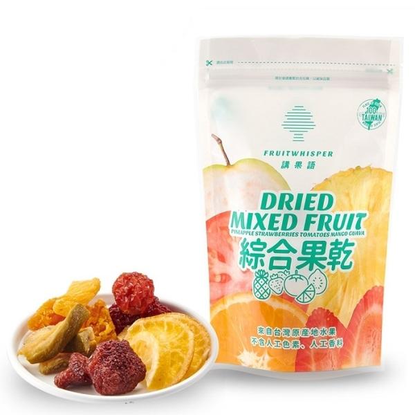 Fruitwhisper【講果語】愛文芒果果乾X1包入