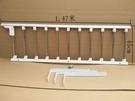 嬰兒童床圍11檔攔護欄防摔大床邊欄桿老人護理病床擋板扶手可摺疊 小山好物