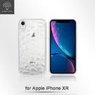 【默肯國際】Metal-Slim iPhone XR (6.1吋) 3D鑽石時尚透明TPU吊飾孔 手機保護殼