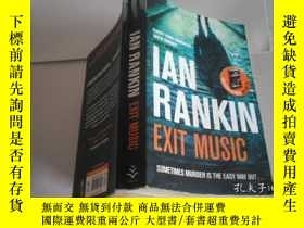 二手書博民逛書店IAN罕見RANKIN EXIT MUSICY205889 EX