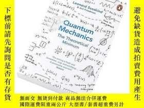 二手書博民逛書店英文原版罕見Quantum Mechanics 量子力學:理論上