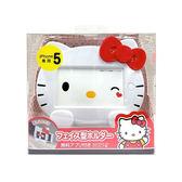 《Sanrio》HELLO KITTY IPHONE5專用車上手機吸盤支架_86448