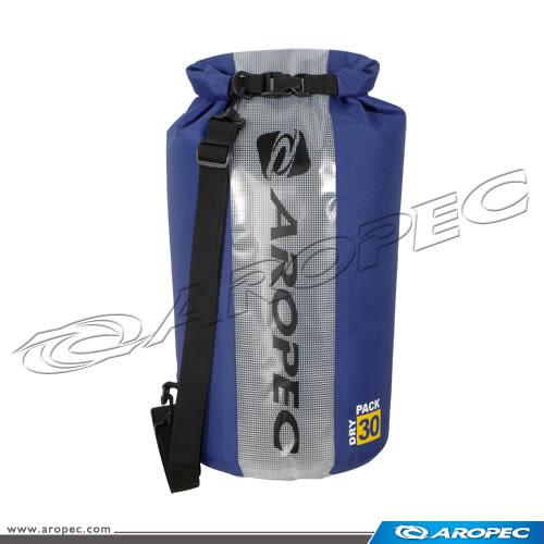 30公升 防水背包/防水袋/乾式袋 DBG-WG600-30L-BU   【AROPEC】