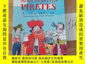 二手書博民逛書店VIOLET罕見AND THE MEAN AND ROTTEN PIRATESY246207