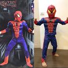 蜘蛛人 2件式肌肉裝+面罩,萬聖節服裝/...