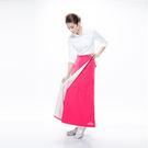 【MORR】Rainsk晴雨兩用一片裙【炫藜紅】通勤/機車/兩件式/防曬裙-S