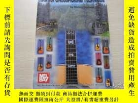 二手書博民逛書店Guitar罕見Crosspicking Technique 平