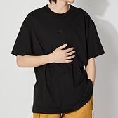 Nike AS NSW Tee Premium Essential 男 黑 刺繡 休閒 短袖 DB3194-010