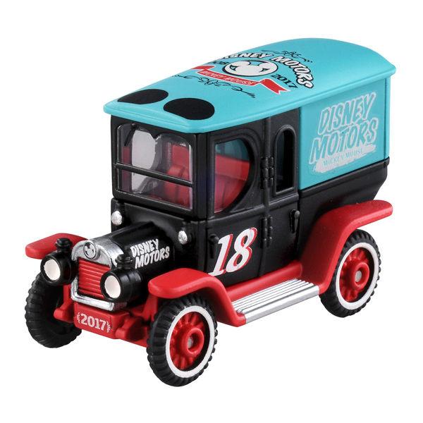 【震撼精品百貨】Micky Mouse_米奇/米妮 ~迪士尼小汽車 高帽子古典米奇車 東京車展特別版