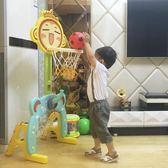 兒童籃球架兒童籃球架 寶寶可升降投籃架籃球框家用室內男孩玩具 衣間迷你屋LX