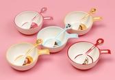 兒童碗筷餐具套裝寶寶碗勺卡通可愛防摔家用創意吃飯碗餐廳 限時熱賣