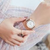 抖音網紅同款女士手錶防水時尚2020新款潮流韓版簡約休閒大氣學生