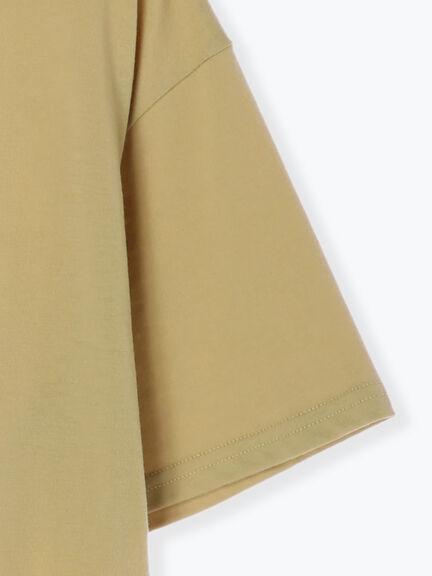 「Summer」蕾絲領迷你刺繡標語短袖T恤 (提醒 SM2僅單一尺寸) - Sm2