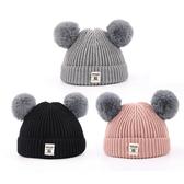 初生嬰兒帽子 男女寶寶新生兒保暖 針織冬季套頭帽 baby 88231