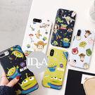 IDEA iPhone X 迪士尼玩具總動員磨砂手機殼 保護殼 軟殼 全包 卡通 胡迪  熊抱哥 三眼怪 Apple 蘋果