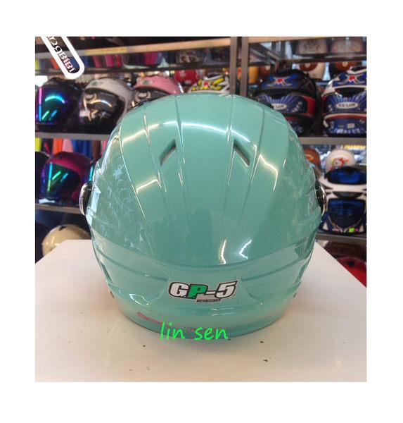 GP-5半罩安全帽,020/蒂芬妮綠