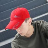 男士帽子春夏季棒球帽戶外韓版遮陽帽釣魚帽防曬太陽帽鴨舌帽女  ifashion部落