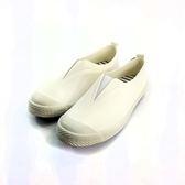 女段 素面百搭 柔軟輕便鞋 休閒鞋 懶人鞋 《7+1童鞋》E231 白色