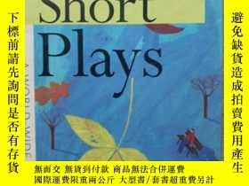 二手書博民逛書店Ten罕見Short Plays A world-wide ra