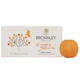 英國Bronnley茉莉橙花皂禮盒 (B263200)