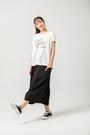 8happy // 日系條紋顯瘦長裙