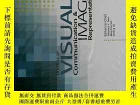 二手書博民逛書店Journal罕見of Visual Communication & Image Representation 2