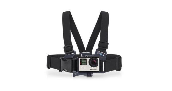 晶豪泰 分期0利率 GOPRO Junior Chesty Chest Harness 胸前綁帶 小孩適用 ACHMJ-301 公司貨 Mounts 掛載配件
