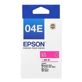 EPSON 原廠墨水匣 T04E350 紅