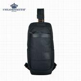 【COLORSMITH】BM.雙開式單肩後背包.BM1356-NB