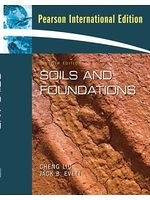 二手書博民逛書店 《Soils and Foundations》 R2Y ISBN:0135015200│ChengLiu