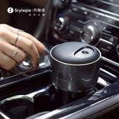 車載空氣凈化器汽車加濕器香薰精油凈化噴霧車內負離子氧吧除異味  魔法鞋櫃