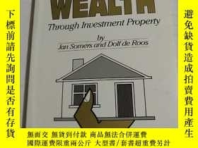 二手書博民逛書店Building罕見Wealth Through Investm