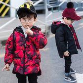 男童棉衣外套短款兒童裝羽絨棉服加厚歲寶寶冬裝棉襖